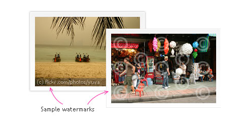 PicMarkr Watermark Your Images Online for Free