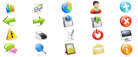 WebAppers Released Free Web Application Icons Set