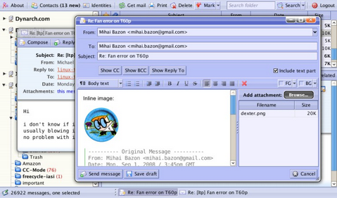 Webmail | Web Resources | WebAppers