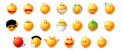 Buttery Emoticons