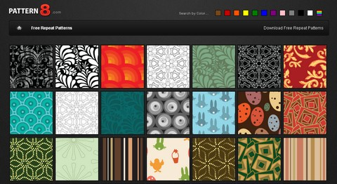 Download Free Seamless Vector and Pixel Patterns