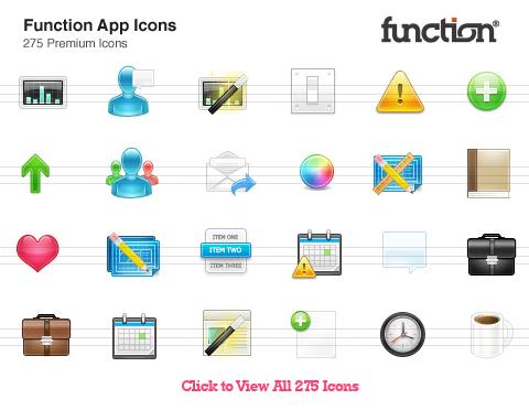 Premium App Icons