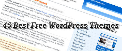Best Free WordPress Themes & Useful Plugins