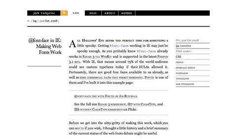 fontfaceiniemakingwebfontswork CSS3 y HTML5: Tutoriales y recursos para el nuevo diseño web