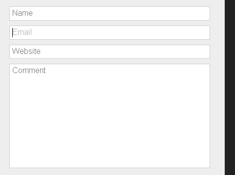 In-Field Labels jQuery Plugin for HTML Forms