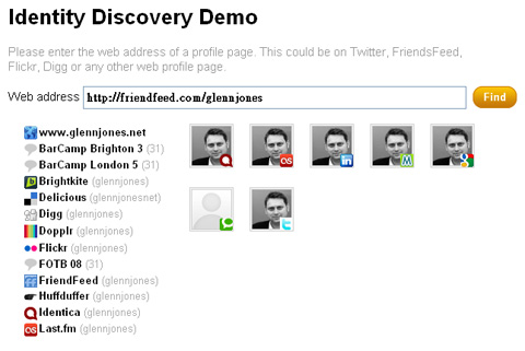 find-profiles