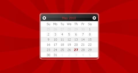 javascript-calendar