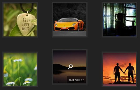 Create Beautiful Thumbnail Hover Effect using Mootools