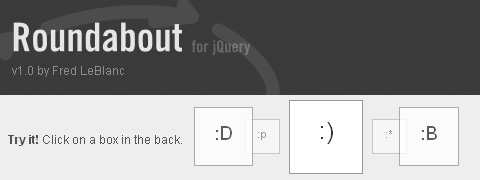 jquery-roundabout