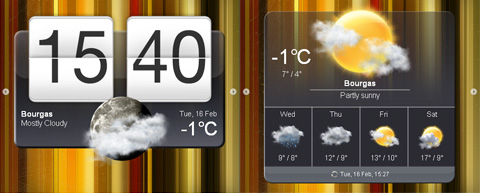 jquery-weather-clock