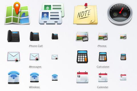 mobile-icon-set