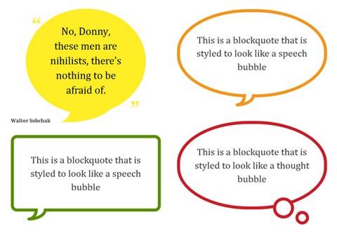 css-speech-bubbles