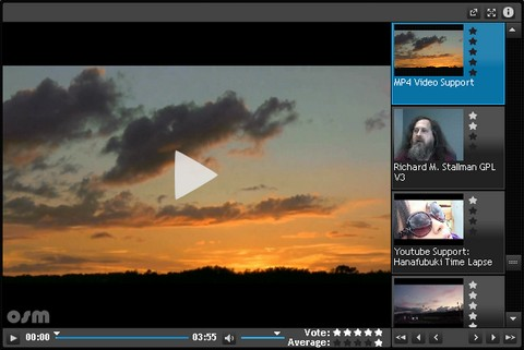 Open Source Media Player in jQuery & HTML5