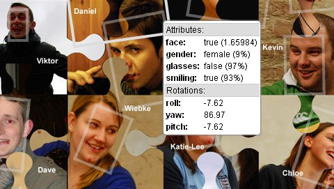 Integrate Face Detection & Recognition Into Your Apps