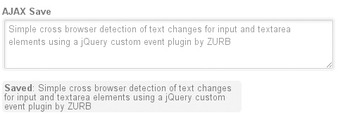 jQuery Text Change Event with Cross Browser Detection