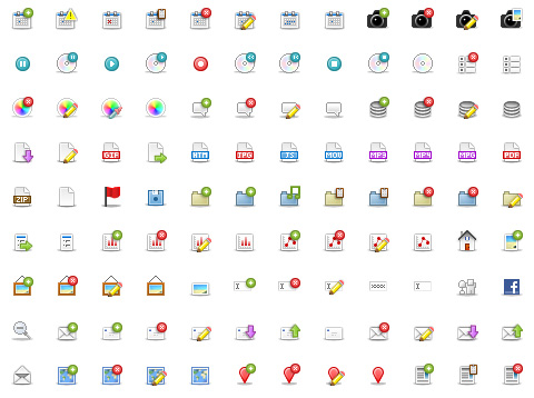 mini-icons-set