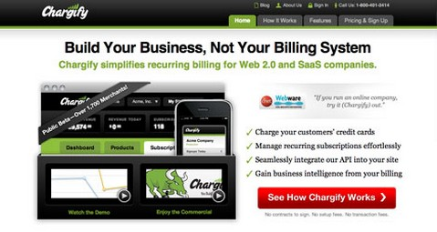 Various Billing Services for Your Web Applications