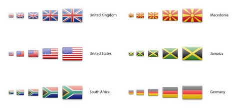 240+ Flag Icons In Every Size You Need