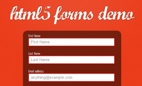 How to Create HTML5 Forms
