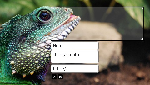 Add Notes to Any Images with jQuery Notes