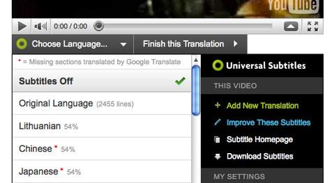 video-subtitles