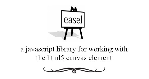 A Javascript Library for HTML 5 Canvas Element