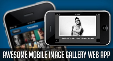 mobile-image-gallery