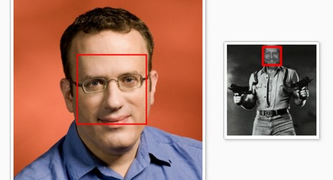 How to Do Face Detection via HTML5 Canvas | Web Resources