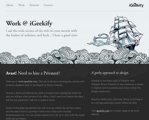 Portfolio Website 1