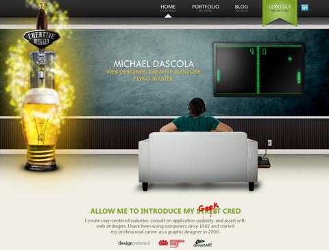 Portfolio Website 10