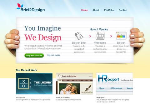 Portfolio Website 12