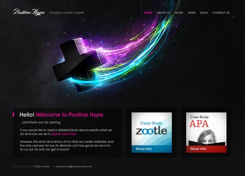 Portfolio Website 25