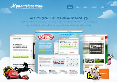Portfolio Website 32