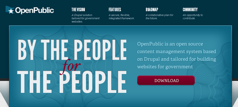 Open Source CMS for Building Government Websites
