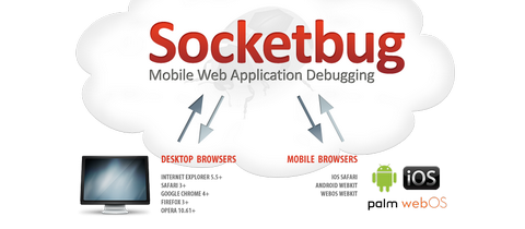 Debug Your Mobile Applications with Socketbug