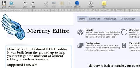 mercury-editor