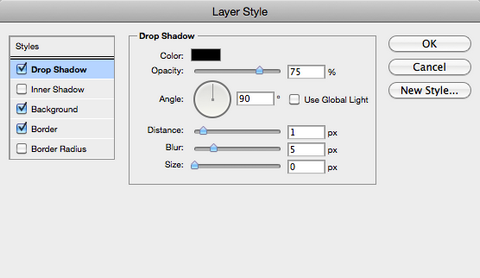 Create CSS3 in Intuitive Way with Layer Styles