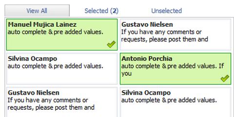 facebook-selector