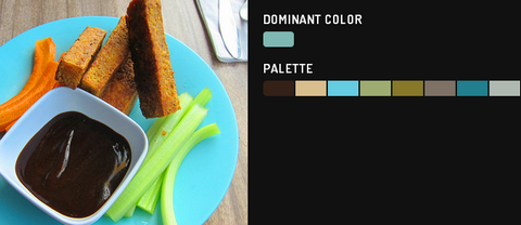 Grab the Dominant Color or Color Palette from Images