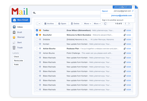 Pokki Brings Gmail & Facebook to Your Desktop
