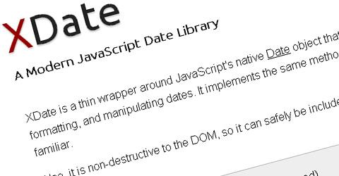 xdate-javascript