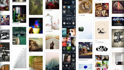 Dynamic Grid Layout Plugin For Pinterest Like Websites Web Resources Webappers