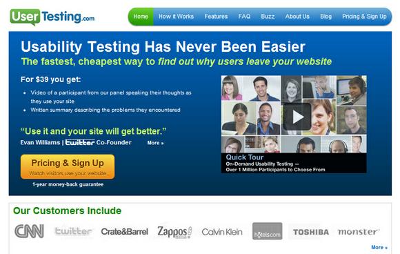 user-testings