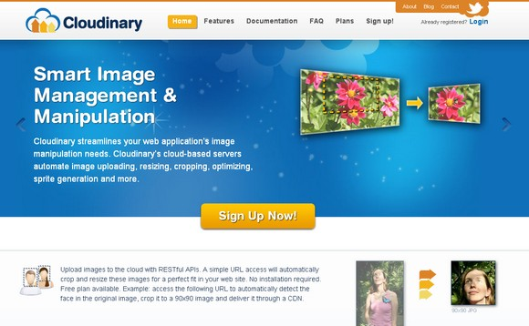 Smart Image Management and Manipulation with Cloudinary