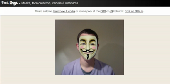 Experiments with Face Detection and Webcam Video