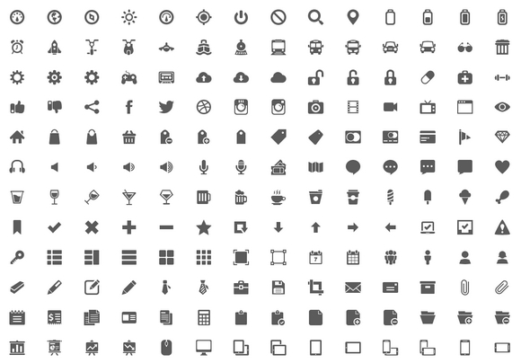 600 Handcrafted Free Icons In Png And Psd Web Resources Webappers