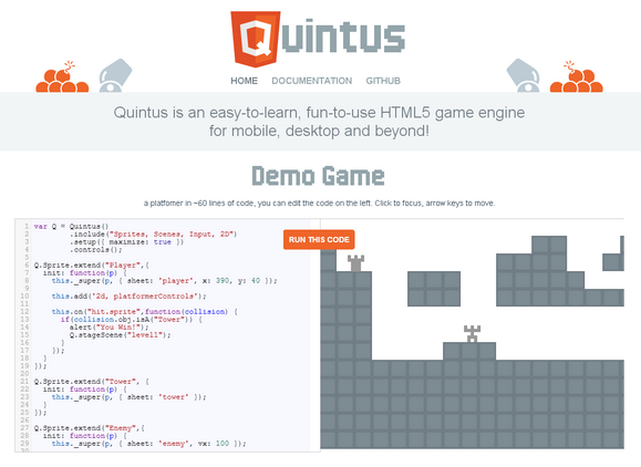 Easy to Learn HTML5 Game Engine for Mobile & Desktop