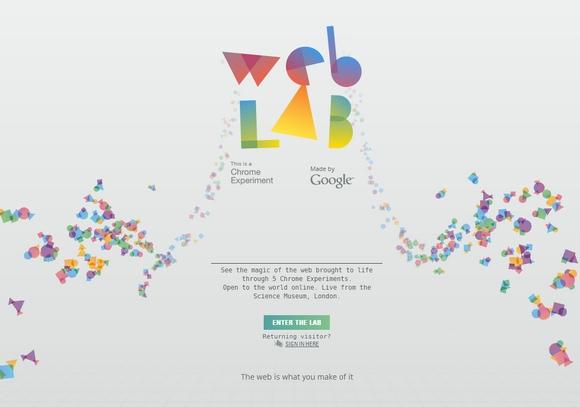 chrome-web-lab