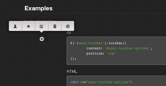 toolbar-js