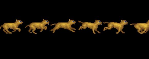 sprite-animations
